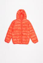 POP CANDY - Boys puffer jacket - orange