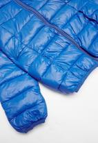POP CANDY - Boys puffer jacket - blue