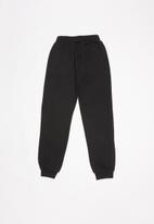 POP CANDY - Boys joggers - black