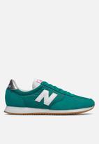 New Balance  - Wl220cla - 70 's classic running - green & white