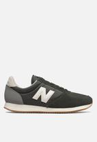 New Balance  - 220 - 70s classic running - green & white