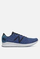 New Balance  - Mzanpuv - fresh foam zante pursuit - blue