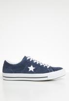 Converse - One Star - OX - navy