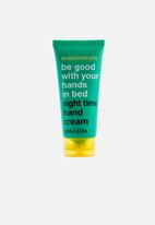 anatomicals - Be good with your hands in bed - night time hand cream