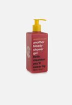 anatomicals - Another bloody shower gel body cleanser