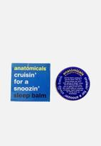 anatomicals - Cruisin' for a snoozin' sleep balm