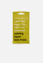 anatomicals - I feel the need, the need for seawead face mask