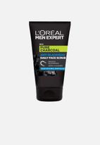 L'Oreal Men Expert - Pure charcoal face scrub - 100ml