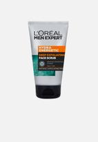 L'Oreal Men Expert - Hydra energetic deep exfoliating face scrub - 100ml