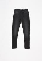 GUESS - Teen girls skinny jeans - black