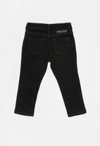GUESS - Boys skinny jeans - black