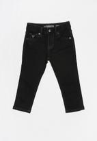 GUESS - Boys skinny jeans - black