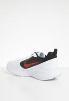 Nike - Todos - white/university red-black