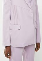 adidas Originals - Danielle cathari x adidas originals blazer - soft vision