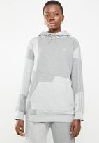 adidas Originals - Danielle cathari x adidas originals hoodie - grey