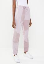 adidas Originals - Danielle cathari x adidas originals sweatpants - soft vision