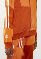 adidas Originals - Danielle cathari x adidas originals fire bird tracksuit top - orange