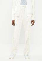adidas Originals - Danielle cathari x adidas originals fire bird tracksuit pants - ivory
