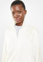adidas Originals - Danielle cathari x adidas originals fire bird tracksuit top - ivory