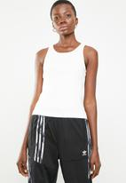adidas Originals - Danielle cathari x adidas originals tank top - white