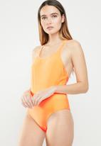 Brave Soul - Chanel one piece - orange