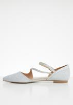 Call It Spring - Mary jane pumps - silver