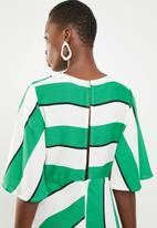 STYLE REPUBLIC - Asymmetrical dress - multi
