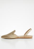 Call It Spring - Ybayndra shoe - gold