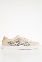 Call It Spring - Flatform sneaker - beige