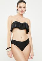 Brave Soul - Izabel bikini bottom - black