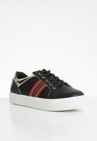 Call It Spring - Flatform sneaker - black