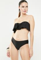 Brave Soul - Izabel bikini top - black