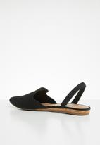 Call It Spring - Ybayndra shoe - black