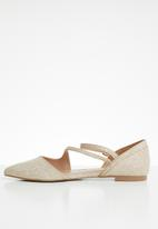 Call It Spring - Feross mary jane pumps - rose gold