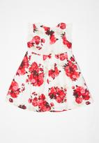 POP CANDY - Floral printed dress - pink