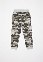 POP CANDY - Camo joggers - multi