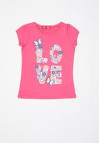 POP CANDY - Pg T-shirt g - pink