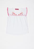 POP CANDY - Girls T-shirt - white