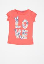 POP CANDY - Pg T-shirt g - coral