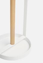 Yamazaki - Tosca toilet paper stand - white