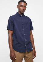 STYLE REPUBLIC - Roll sleeve shirt - blue