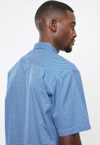 STYLE REPUBLIC - Fortune short sleeve shirt - blue