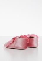 POP CANDY - Velvet pump - pink
