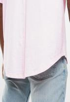 STYLE REPUBLIC - Scoop neck tee - pink