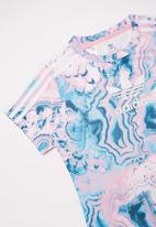 adidas Originals - Marble T-dress - multi
