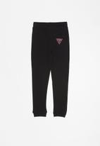 GUESS - Icon active pants - black