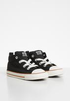 Converse - Chuck Taylor All Star street - black/gum/egret