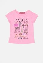 POP CANDY - Infant girls T-shirt - pink