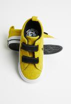 Converse - One Star 2v ox - bold citron/black/white