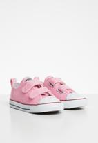Converse - Chuck Taylor All Star 2v ox - pink foam/enamel red